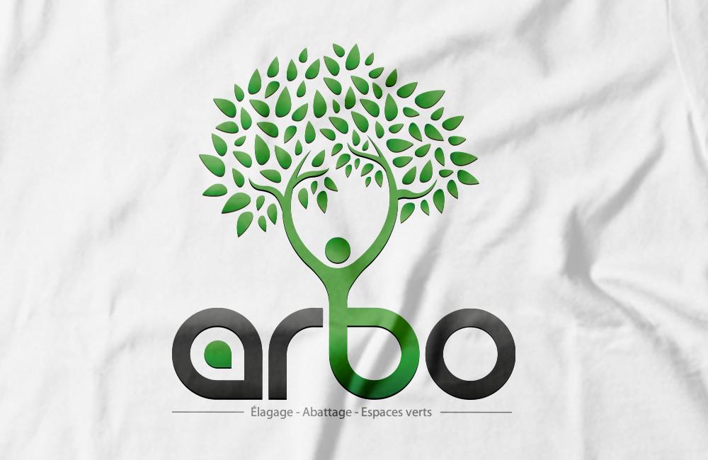 tee-shirt zoom logo arbo