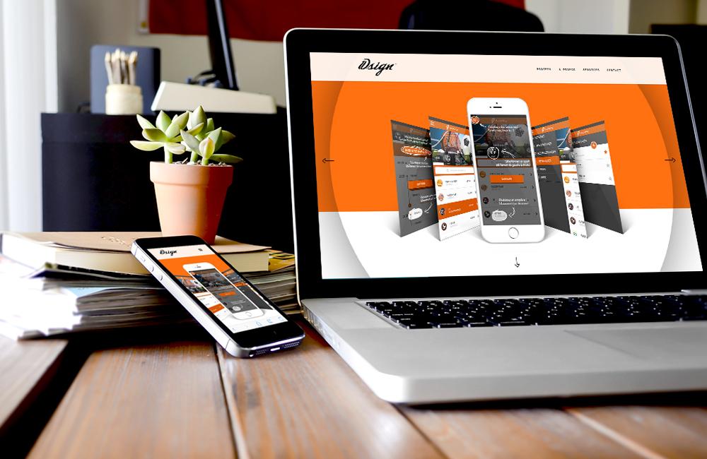 site web 10sign responsive
